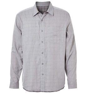 Royal Robbins NWT Pewter double cloth long sleeve